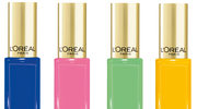 L'Oreal Paris: Lakiery Miss Pop