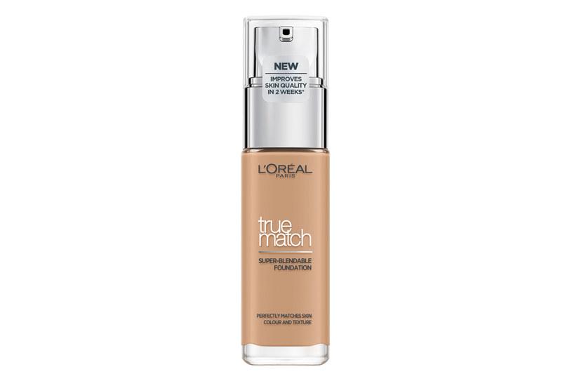 L'Oréal Paris: Nowa formuła podkładu True Match /materiały prasowe