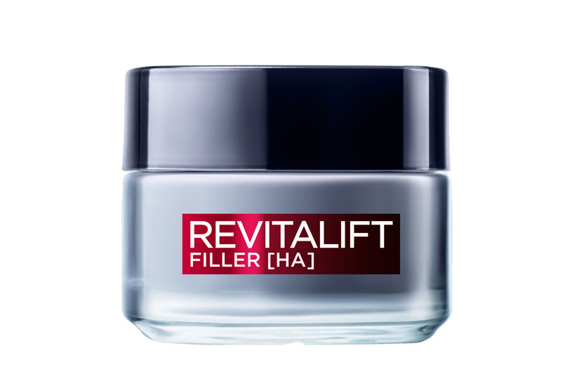 L'Oréal Paris Revitalift Filler - Krem anti-age na dzień /materiały prasowe