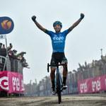 Lorenzo Fortunato wygrał 14. etap Giro d'Italia. Egan Bernal dalej liderem