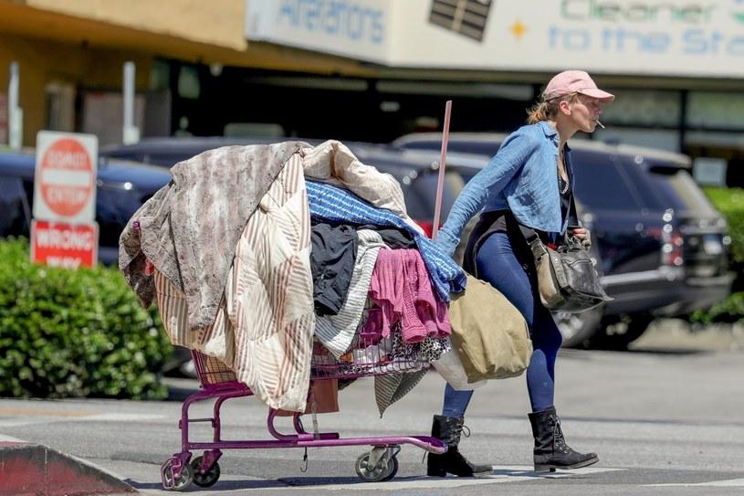 Lori Willison na ulicy /Agencja FORUM