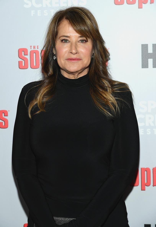 Lorraine Bracco, w filmie Dr Jennifer Melfi /Getty Images