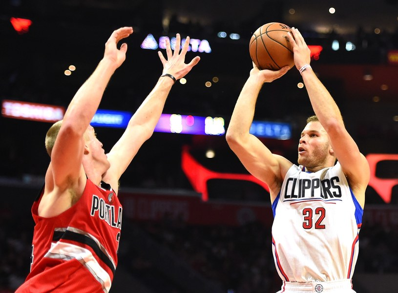 Los Angeles Clippers /AFP