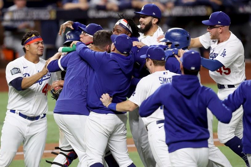 Los Angeles Dodgers triumfują /AFP