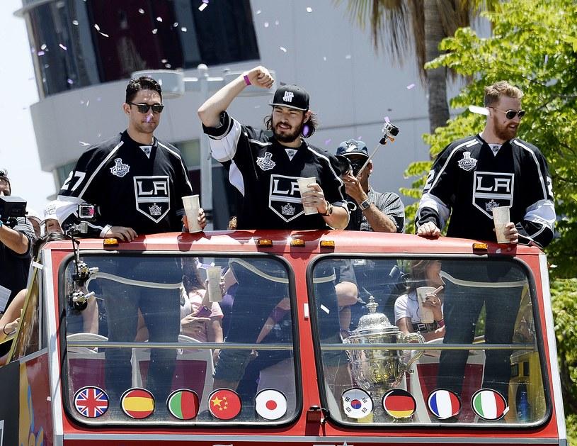 Los Angeles Kings - mistrzowie NHL /AFP