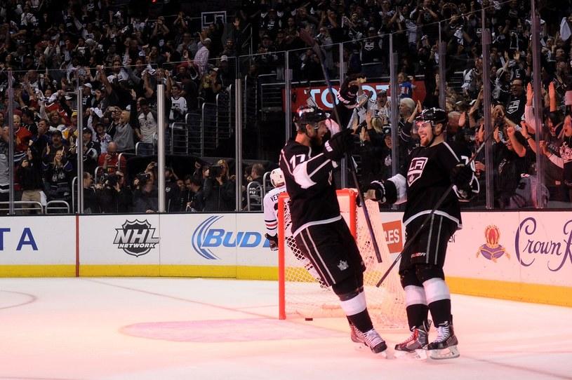 Los Angeles Kings są blisko gry w finale NHL /AFP
