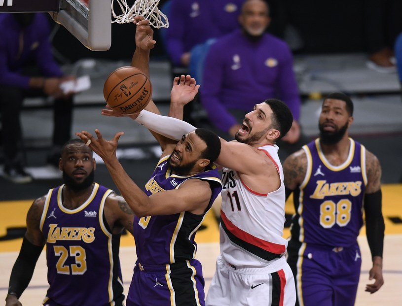 Los Angeles Lakers /AFP/GETTY IMAGES NORTH AMERICA Harry How/hh / hh /AFP