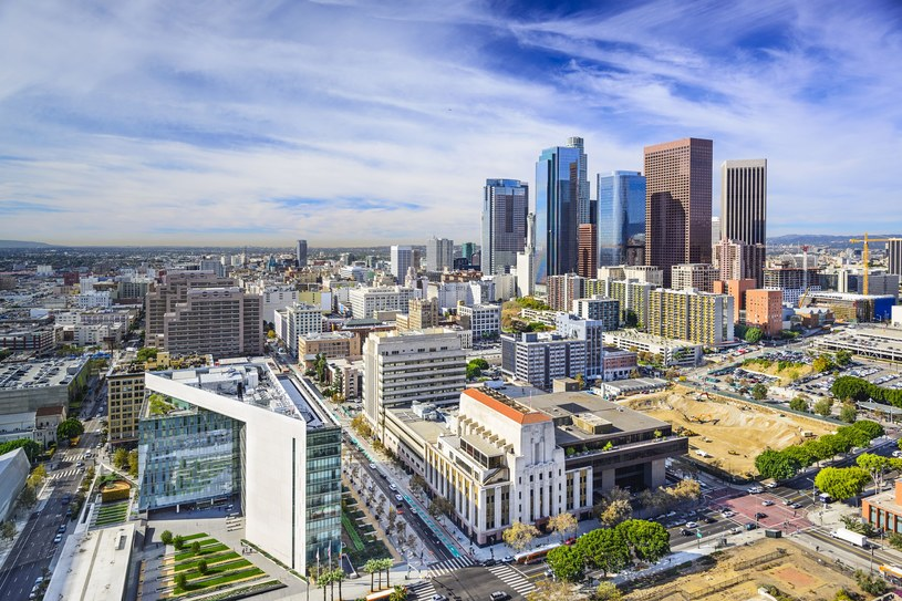 Los Angeles /123RF/PICSEL