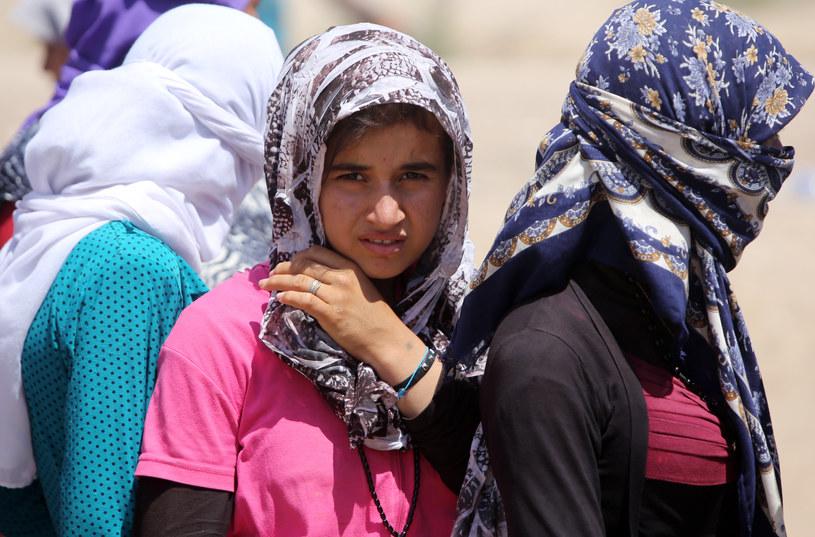 Los jazydek bywa okrutny /AFP