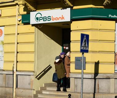 Los PBS, czyli katastrofa bankowa w przestworzach