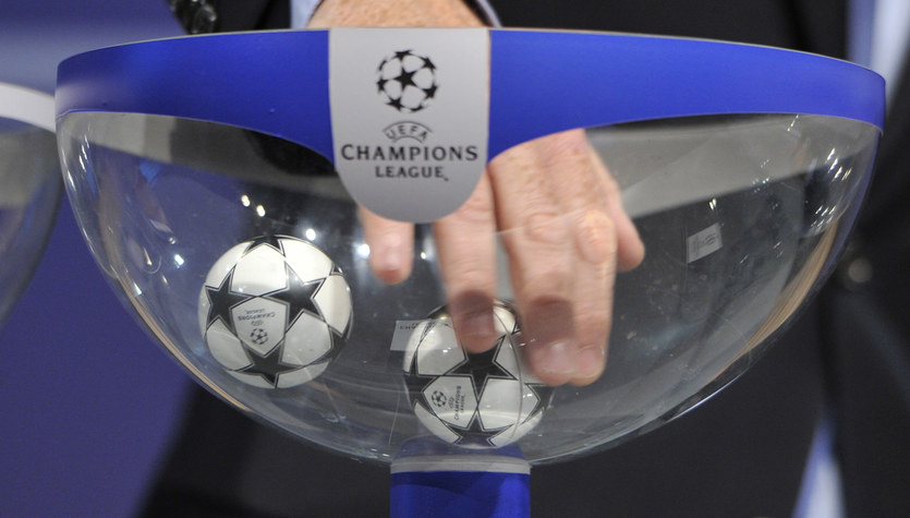 Losowanie fazy grupowej Ligi Mistrzów 2020/21 - zapis relacji live