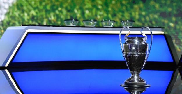 Losowanie fazy grupowej Ligi Mistrzów odbyło się w Genewie /Harold Cunningham / UEFA HANDOUT /PAP/EPA