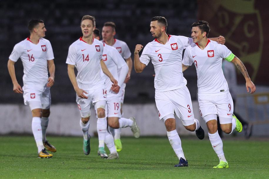 Losowanie grup turnieju finałowego Euro U21 odbędzie się w Bolonii już w piątek. Mistrzostwa Europy zostaną rozegrane w czerwcu przyszłego roku na pięciu włoskich stadionach oraz na jednym w San Marino /PEDRO SARMENTO COSTA /PAP/EPA