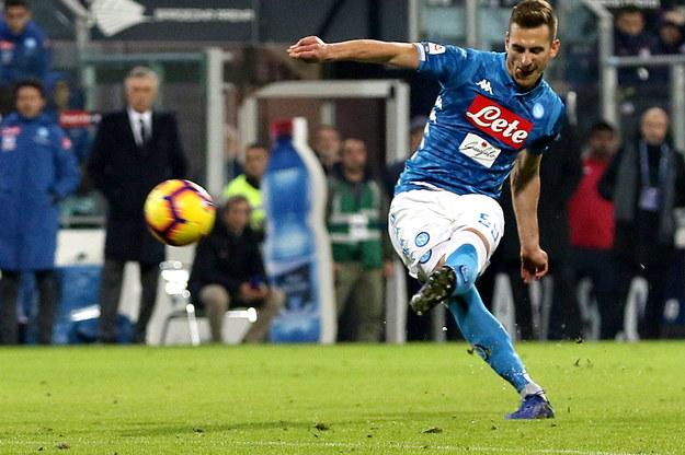 """Losowanie Ligi Europejskiej: """"Polskie"""" Napoli vs FC Zurich, najciekawszy pojedynek Lazio z Sevillą"""