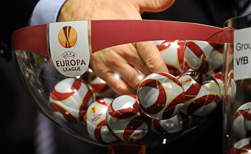 Losowanie Ligi Europejskiej /AFP