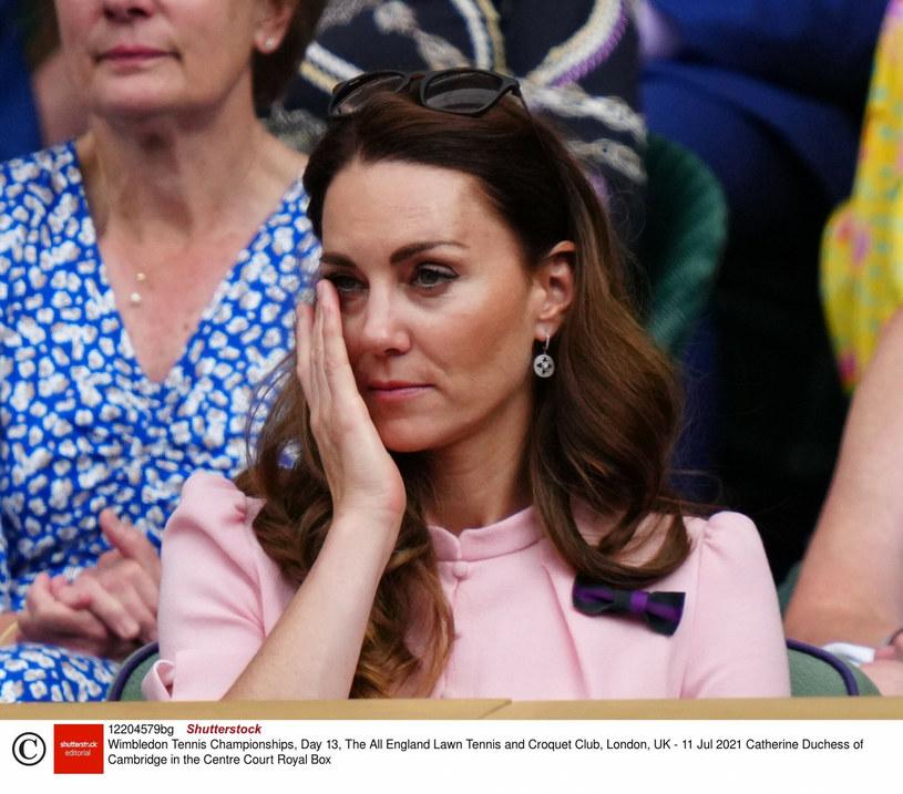 Losy księżnej Kate są bacznie śledzone przez jej najwierniejszych fanów! /Rex Features /East News