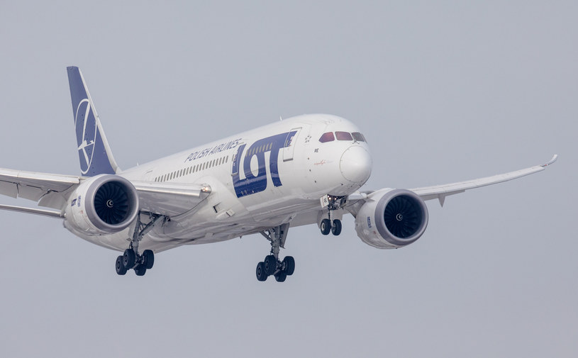 LOT na początku czerwca ogłosi, dokąd będzie latać po 15 czerwca /Tomasz Jastrzębowski /Reporter