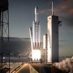 Lot rakiety Falcon Heavy jeszcze w 2017 r.