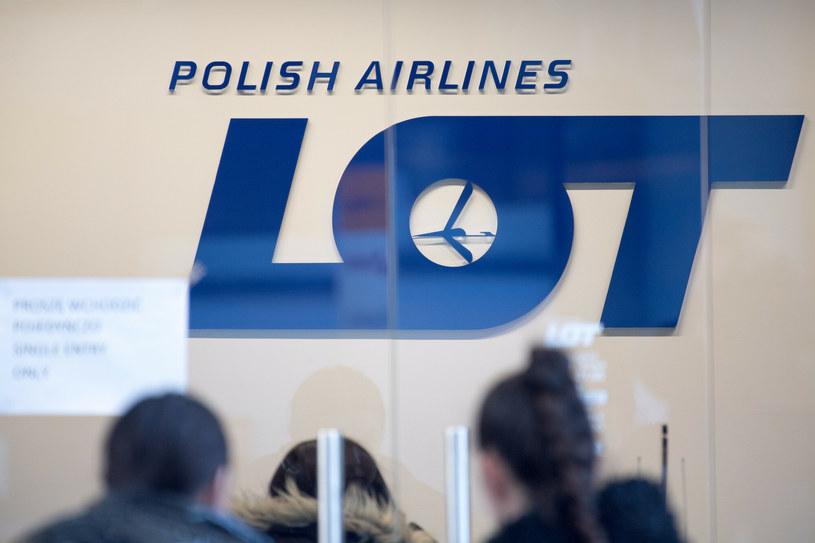 LOT ułatwia pasażerom zmianę planów /Wojciech Stróżyk /Reporter