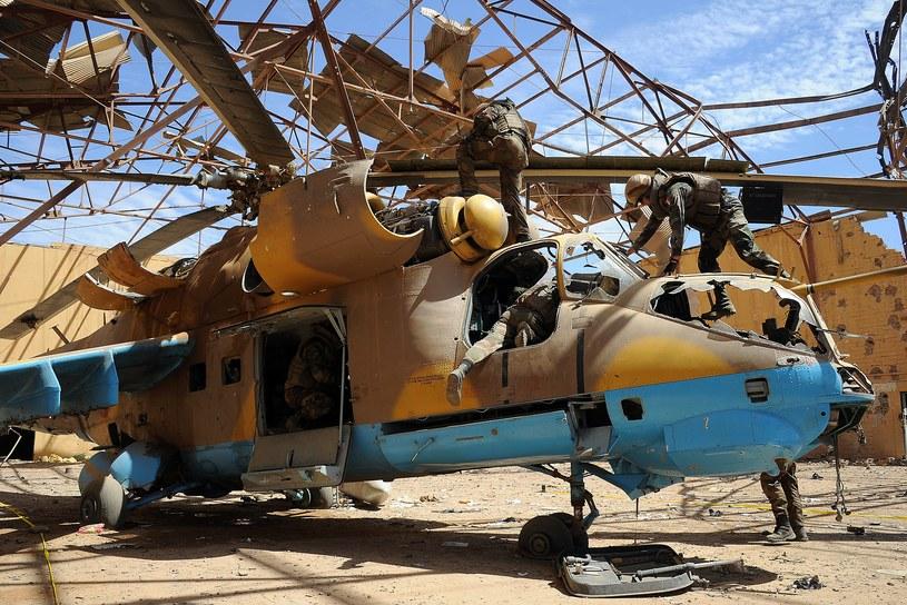 Lotnictwo Mali nie przedstawia większej wartości bojowej /AFP