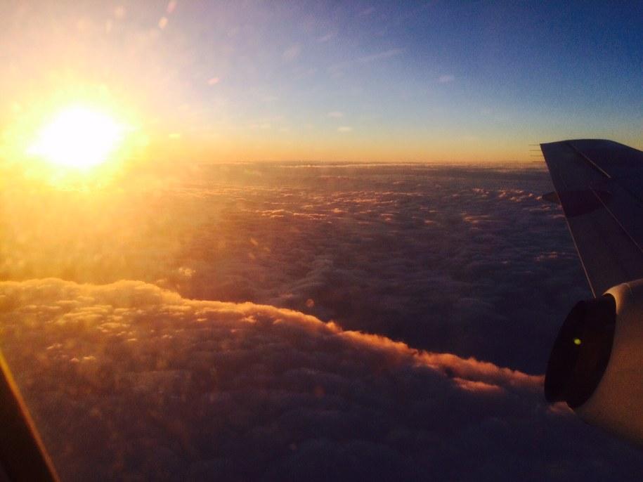 Lotnicza podróż zakończyła się dla 18-letniego Milana zupełnie inaczej, niż planował... (zdjęcie ilustracyjne) /Piotr Bułakowski /Archiwum RMF FM