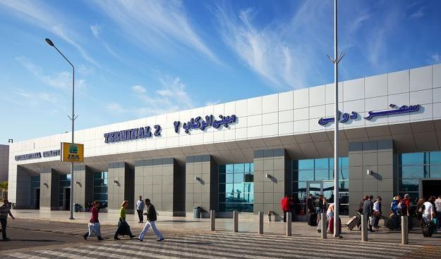 Lotniska w Egipcie pobierają 7 dolarów od każdego przybywającego pasażera /©123RF/PICSEL