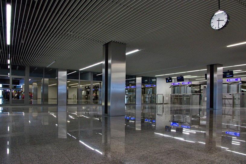 Lotnisko Balice /Adam Gąsiorski /INTERIA.PL