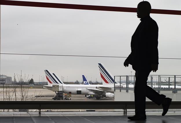 Lotnisko Charles de Gaulle w Roissy k. Paryża /EPA
