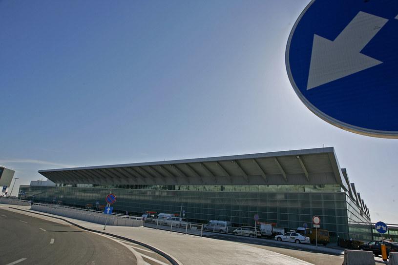 Lotnisko Chopina w Warszawie, zdj. ilustracyjne /Jerzy Dudek /Agencja FORUM