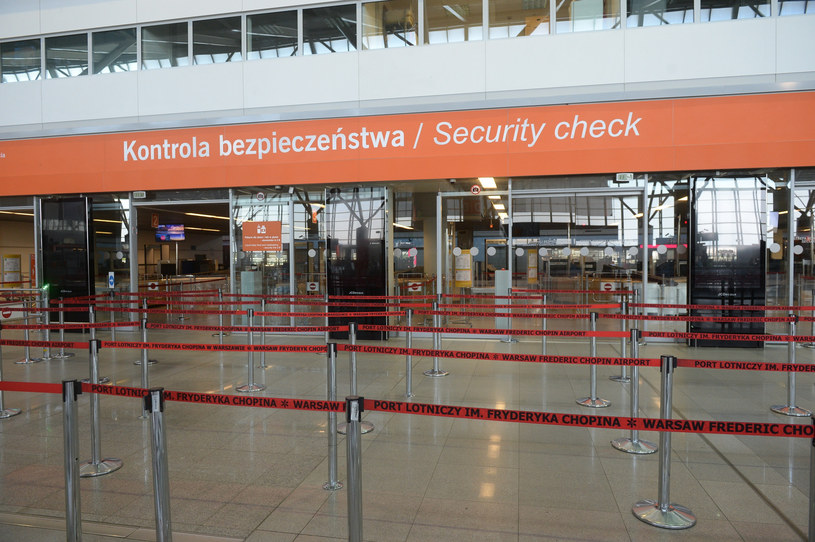 Lotnisko Chopina w Warszawie, zdj. ilustracyjne /Jan Bielecki /East News