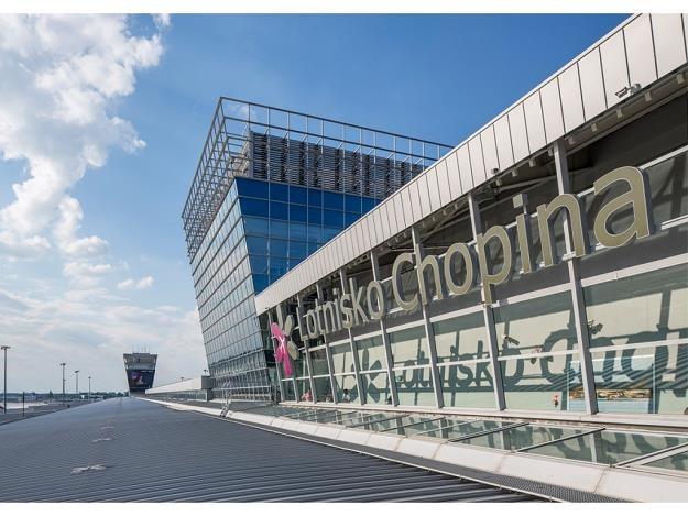 Lotnisko Chopina w Warszawie zostanie prawdopodobnie zaorane... Fot. LCW /Informacja prasowa