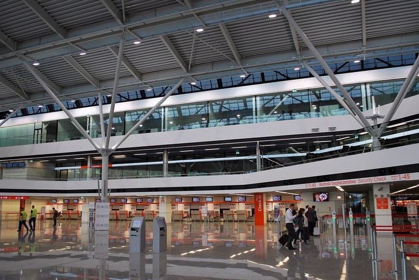 Lotnisko Chopina w Warszawie /123RF/PICSEL