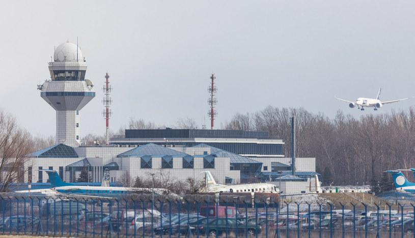 Lotnisko Chopina /Tomasz Jastrzebowski/ /Reporter