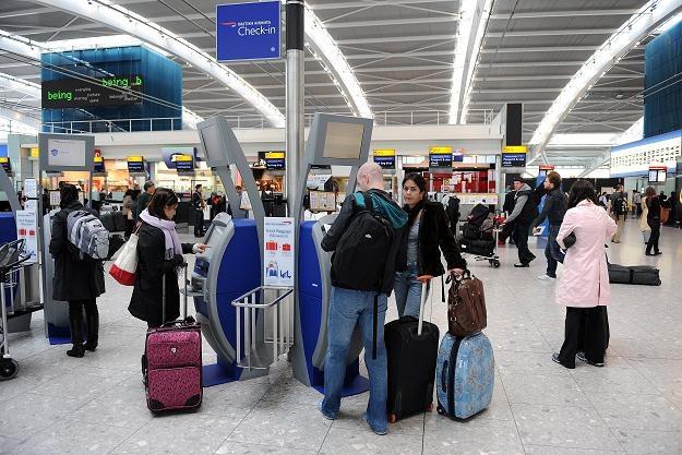 Lotnisko Heathrow /AFP