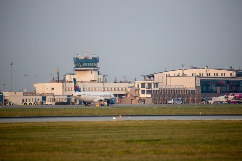 Lotnisko Katowice Pyrzowice /East News