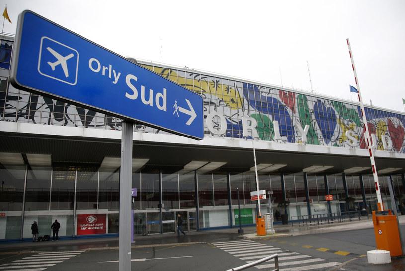 Lotnisko Orly zostało ewakuowane /Agencja FORUM