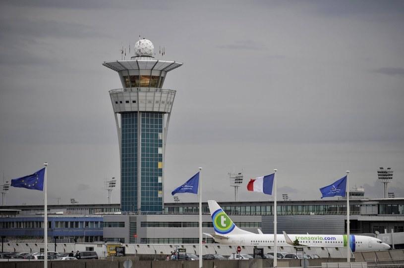 Lotnisko Paryż-Orly /PAP/EPA