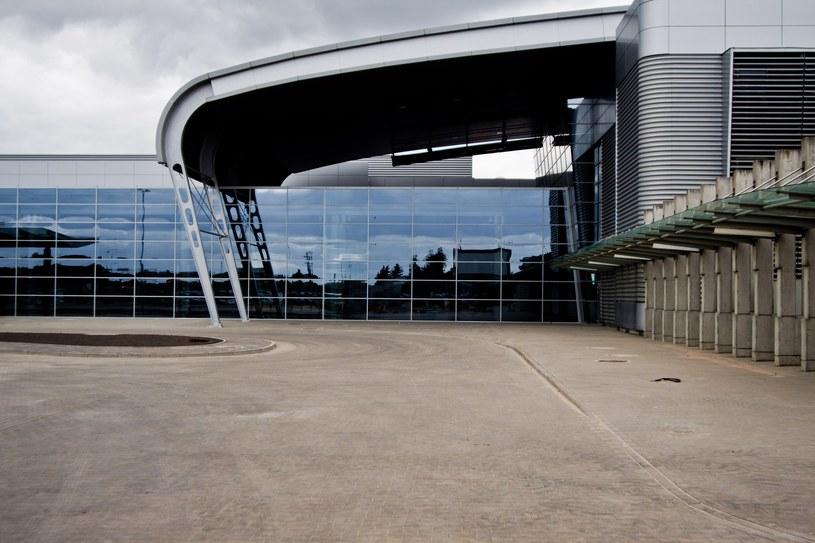 Lotnisko Poznań-Ławica /PAWEL JASKOLKA/REPORTER /East News
