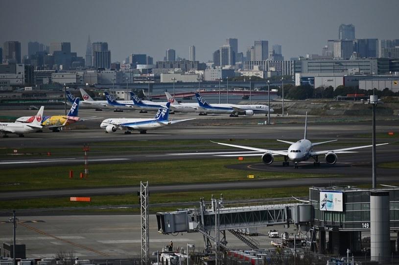 Lotnisko Tokio-Haneda /AFP