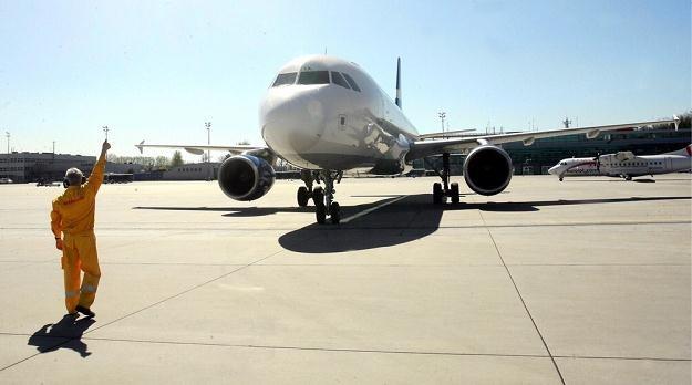 Lotnisko w Balicach, fot.  Artur Barbarowski /East News