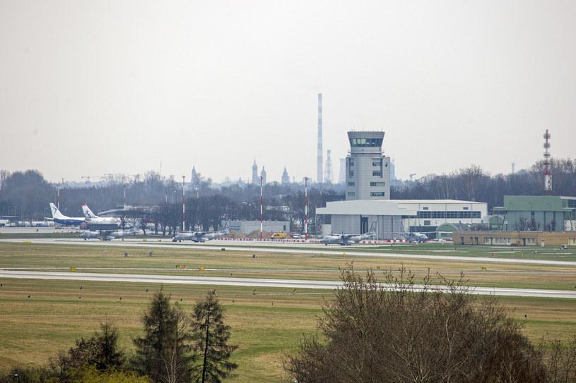 Lotnisko w Balicach, zdj. ilustracyjne /Tomasz Kawka /East News