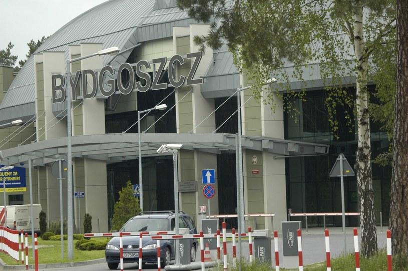 Lotnisko w Bydgoszczy /Tomasz Szatkowski /Reporter