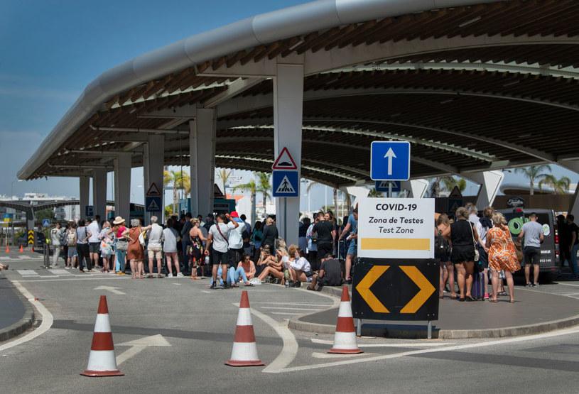 Lotnisko w Faro; zdj. ilustracyjne /Gary Prior/Visionhaus /Getty Images
