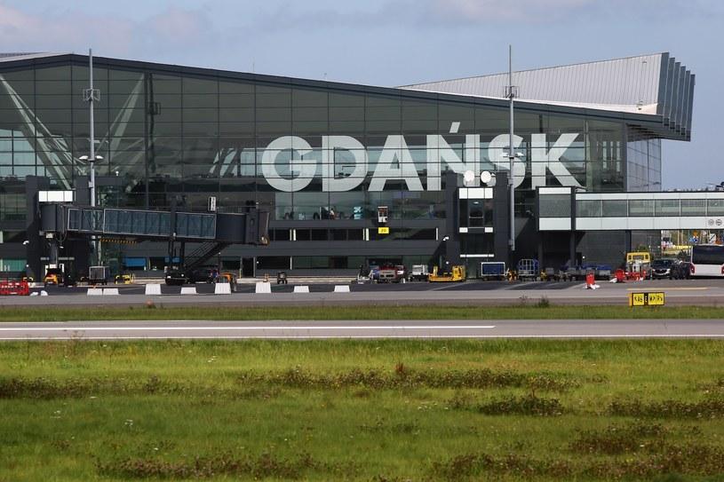 Lotnisko w Gdańsku /Piotr Hukalo /East News