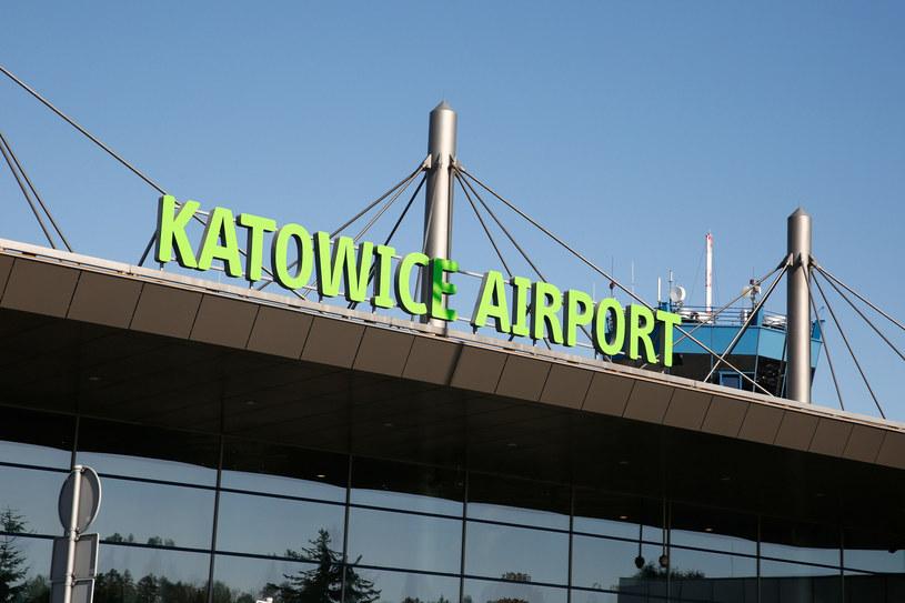 Lotnisko w Katowicach; zdj. ilustracyjne /Tomasz Kawka/East News /East News