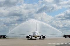 Lotnisko w Modlinie oficjalnie otwarte