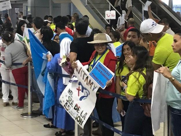 Lotnisko w Panamie /Patryk Michalski /RMF FM