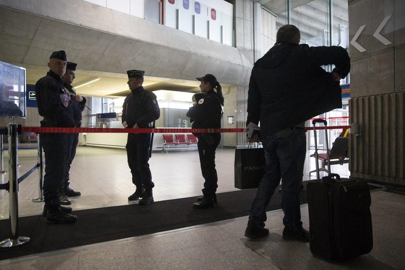 Lotnisko w Paryżu, Francja /PAP/EPA