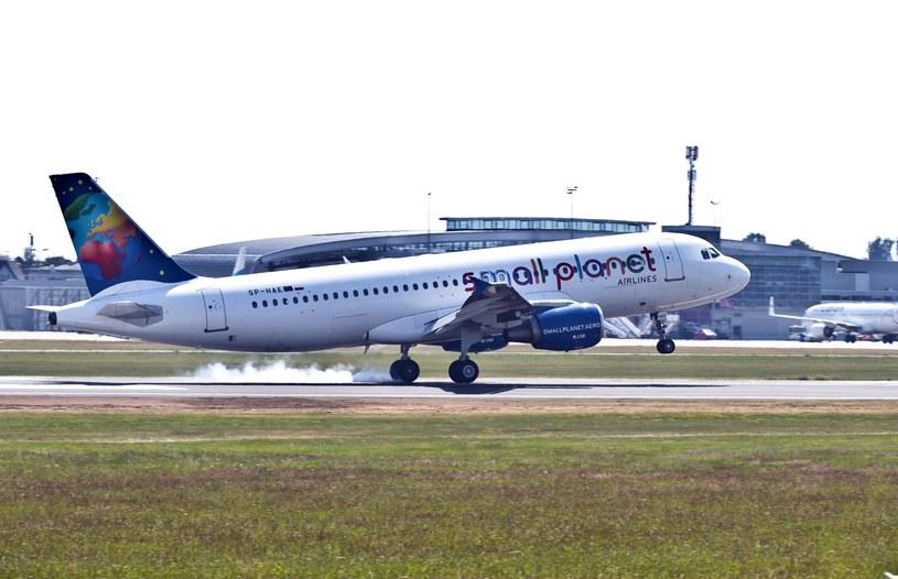 Lotnisko w Poznaniu; zdj. ilustracyjne /Piotr Jędzura /Reporter