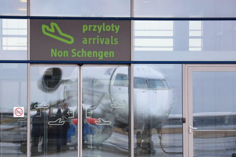 Lotnisko w Pyrzowicach /Tomasz Kawka /East News